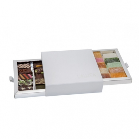 Lauzea festif 15 chocolats et 15 pdf 350 g