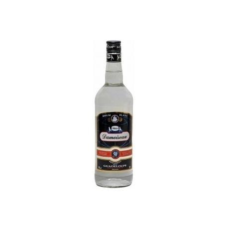 Damoiseau Rhum Blanc 50° 1L Guadeloupe