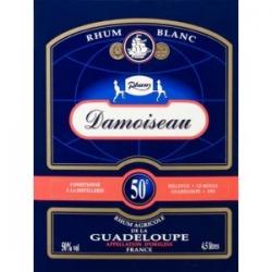 Damoiseau Rhum Blanc 50° cubi 4,5L Guadeloupe