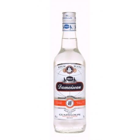 Damoiseau Rhum Blanc 40° 70 cl Guadeloupe