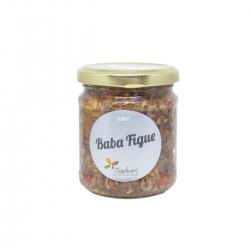 Saveurs de la Fournaise confit baba figue piment 220 g