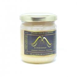 Saveurs de la Fournaise creme de patate douce vanille 220 g