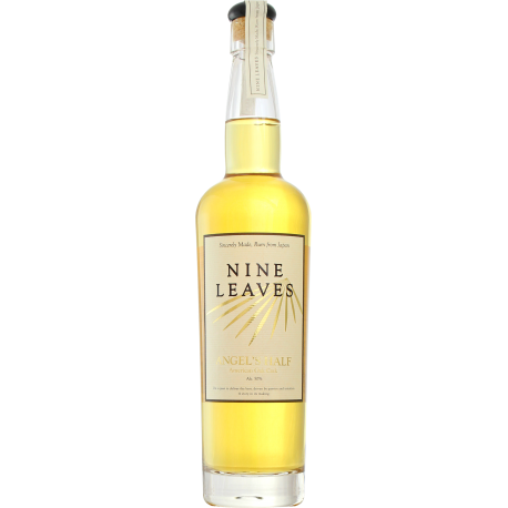 Nine leaves Rhum ambré american cask 50° 70 cl Japon