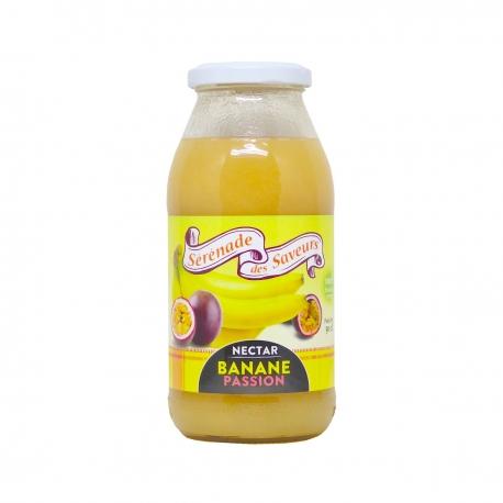 Sérénade des Saveurs nectar banane-passion 50cl