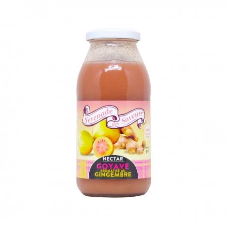 Sérénade des Saveurs nectar goyave gingembre 50cl