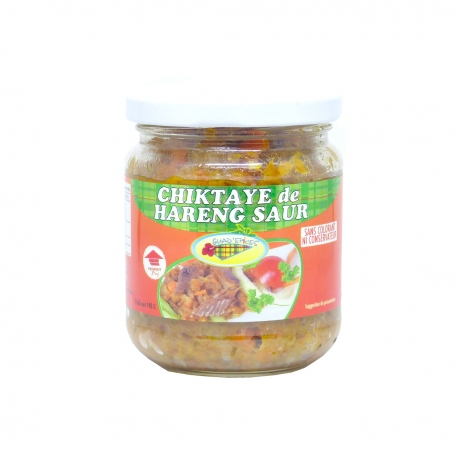 Guadépices Chiktaye de Hareng 190 g