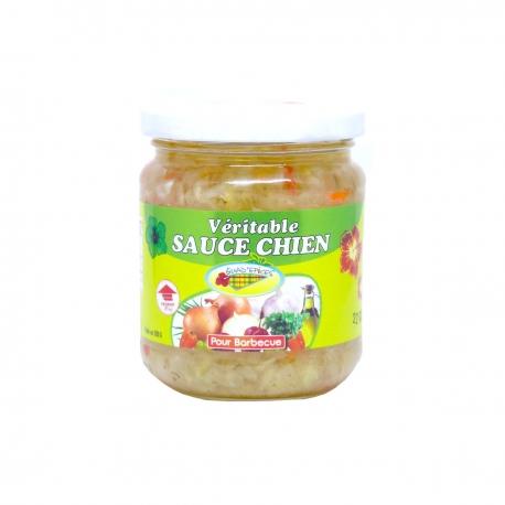 Guadépices sauce chien 212ml (190 g)