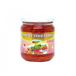 Guadépices piments végétariens a l huile 212ml (190 g)