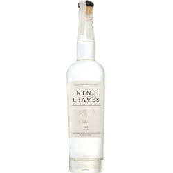 Nine leaves Rhum Blanc clear 50° 70 cl Japon