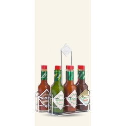 Tabasco coffret de 7 sauces (7 X 148 ml )
