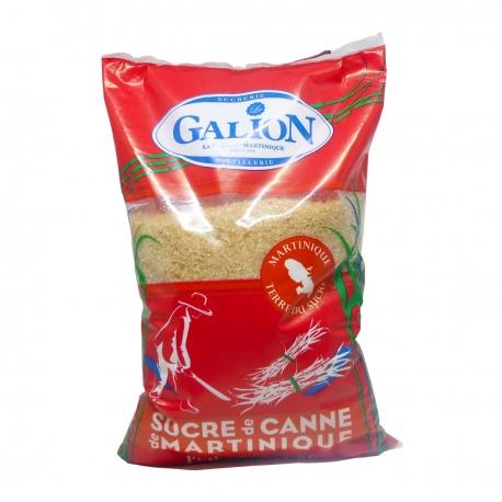 Galion sucre de canne sachet 1kg