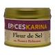 Épices Karina Fleur de sel au piment Habanero pot 70 g
