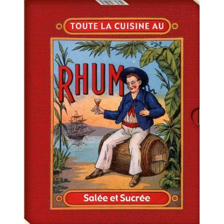 Toute la Cuisine au Rhum - Coffret