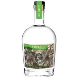 Emperor Rhum Blanc Lily White Rum 42° 70 cl île  Maurice