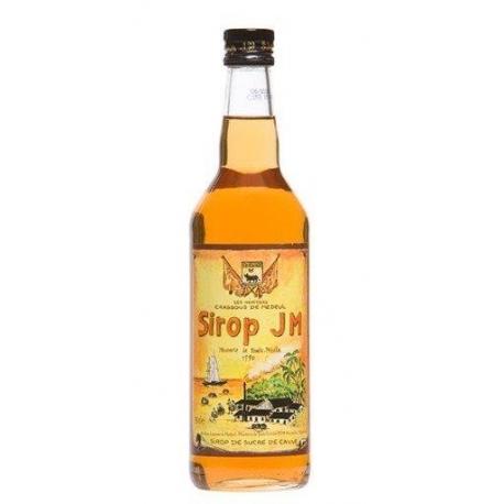 JM sirop de sucre de canne 70 cl