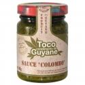 Toco Sauce de Colombo 100 g Guyane