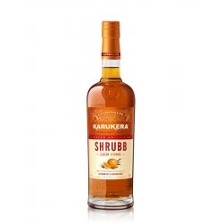 Karukera liqueur shrubb 40° 70 cl  Guadeloupe