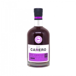 Cañero Solera Rhum Vieux 12 Sherry cream cask finish 43° 70 cl République Dominicaine