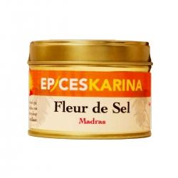 Epices Karina Fleur de sel madras pot 70 g