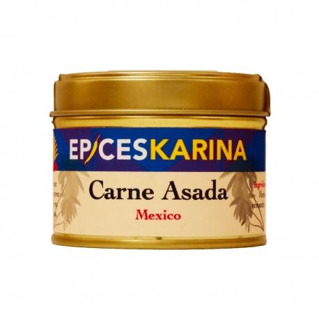 Epices Karina Epices pour carne asada pot 40 g