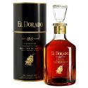 El Dorado Rhum Vieux 25 ans Vintage 1986 carafe boite 43° 70 cl Guyana