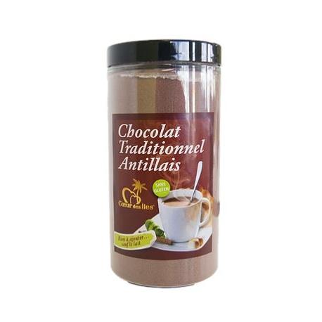 Cœur des Iles Chocolat Traditionnel Antillais en poudre