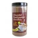 Cœur des Iles Chocolat Traditionnel Antillais en poudre 360 g