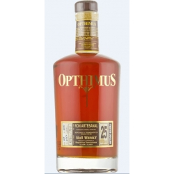 Opthimus Rhum Vieux 25 Finition Single Malt 43° 70 cl République Dominicaine