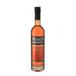 Karukera Liqueur Mandarine 18° 70 cl Guadeloupe