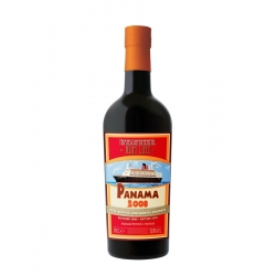 Transcontinental Rum Line Rhum Vieux Panama 2008 Cask Strenght TCRL 52.8° 70 cl Panama