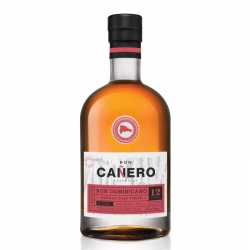 Canero Solera Rhum Vieux 12 Cognac Finish 43° 70 cl République Dominicaine
