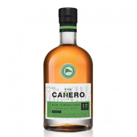 Canero Solera Rhum Vieux 12 Malt Whisky Finish 43° 70 cl République Dominicaine