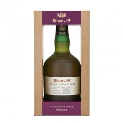 JM Rhum Vieux Cognac Cask Finish série N° 2 41,2° 50 cl Martinique