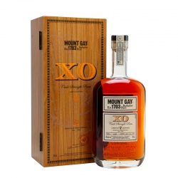 Mount Gay Rhum Vieux XO Cask Strenght Coffret bois  63° 70 cl Barbade