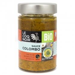 Le Coq Noir Sauce Colombo Bio 180g