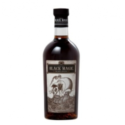 Black Magic Rhum Epicé 40°70 cl Porto Rico