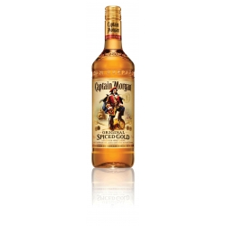 Captain Morgan Rhum Spiced  35° 70 cl Caraïbes