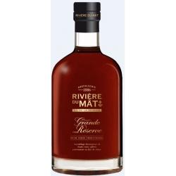 Rivière du Mat Rhum Vieux 8 ans Grande Réserve étui 40° 70 cl Réunion