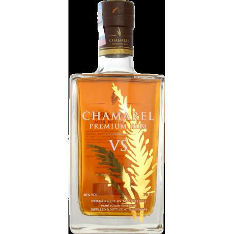 Chamarel Rhum Vieux VS étui 40° 70 cl Île Maurice