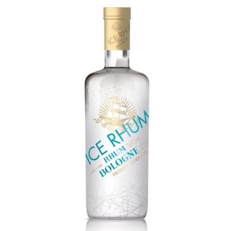 Bologne Rhum Blanc  Ice Rhum 45° 70 cl Guadeloupe