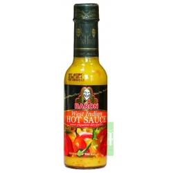 Baron Sauce Piquante West Indian 155 g Sainte Lucie