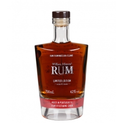 William Hinton Rhum Vieux 6 ans Portugaise Fortified Wine Cask 42° 70 cl Portugal