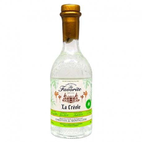 Favorite Rhum Blanc Cuvée Spéciale 10 ème Anniversaire Christian de Montaguère 56° 70 cl Martinique