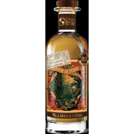 La Maison du Rhum Rhum Vieux Distillerie Millonario 2008 45° 70 cl Pérou