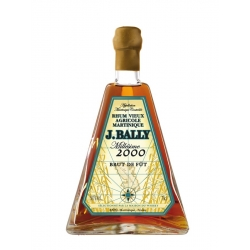 Bally Rhum Vieux 17 ans The Chronicles 2000 Brut de Fût 58.1° 70 cl Martinique