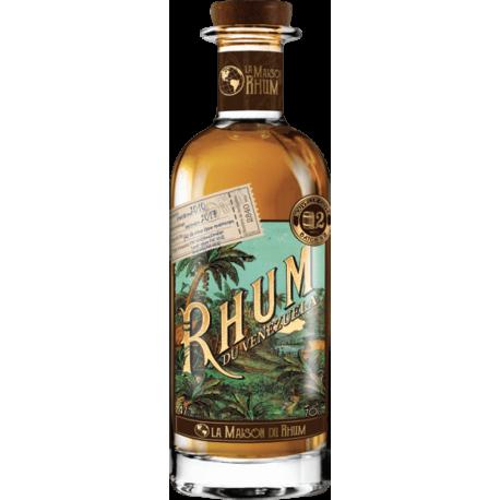 La Maison du Rhum Rhum Vieux Venezuela  Distillerie Diplomático 2011 47° 70 cl  Venezuela