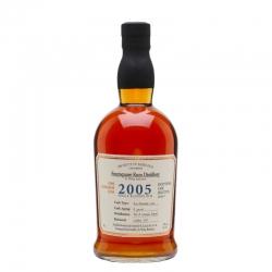 Foursquare Rhum Vieux Rum Cask Strenght 2005 59° 70 cl Barbade