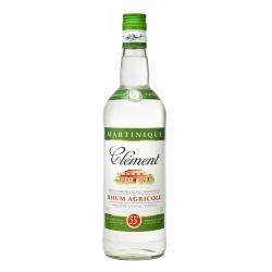 Clèment Rhum Blanc 55° 1L Martinique