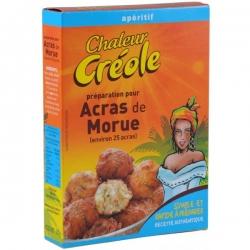 Chaleur Créole Acras de Morue (préparation) 100 g