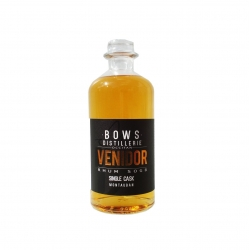 Bows Rhum Vieux Venidor Single Cask 45° 50 cl